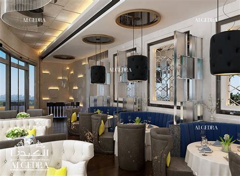 design cafe classic restaurant decoration design ideas photos by algedra team