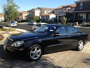 Mercedes S Class 2005 2005 Mercedes S Class Pictures Cargurus