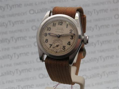 N Rolex S649 Stainless Premium 1930s tudor oyster gammeter stainless steel ref n a