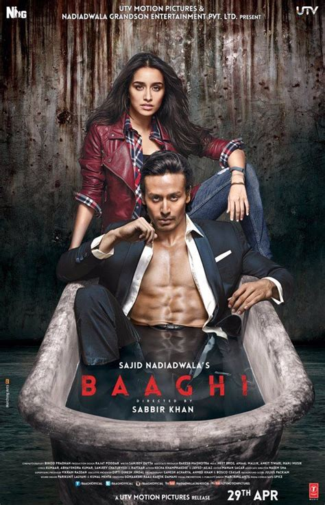 film india baaghi 26 best baaghi images on pinterest big cats shraddha