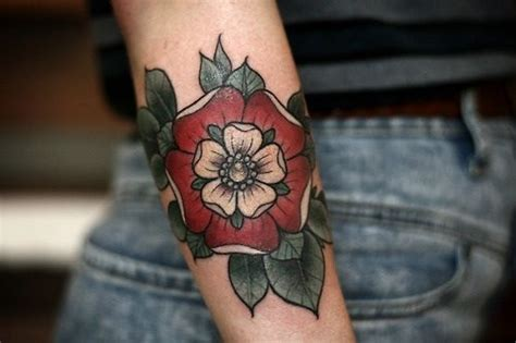 england rose tattoo places to visit