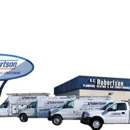 Robertson Heating And Plumbing by Re Robertson Plumbing And Heating Plumbing 1829 George