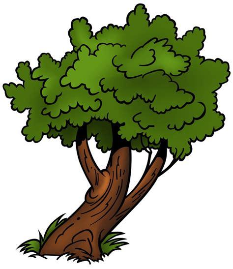 imagenes animadas arbol fotomural 193 rbol de 05 de dibujos animados pixers