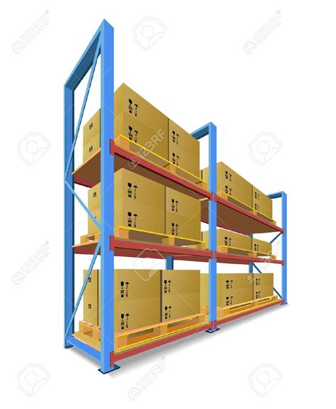 stock clipart warehouse cliparts