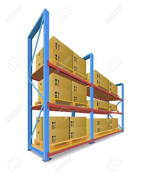 Warehouse Shelf by Warehouse Shelf Clipart