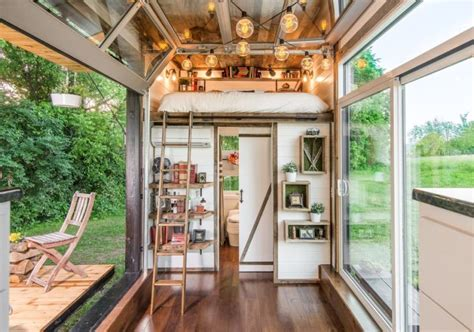 alpha tiny house comfort and luxury in a tiny house format
