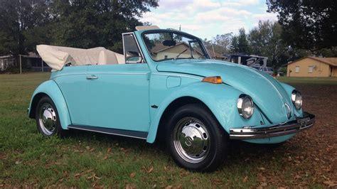 beetle volkswagen 1970 1970 volkswagen beetle convertible k161 kissimmee 2017