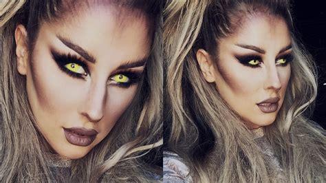 halloween makeup tutorial werewolf werewolf makeup halloween tutorial chrisspy youtube