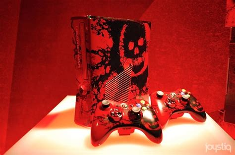 gears of war 3 xbox 360 console gears of war limited edition xbox 360 bundle on sept 20