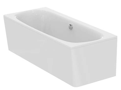 vasche da bagno ideal standard vasca da bagno rettangolare in ceramica dea e3062 by