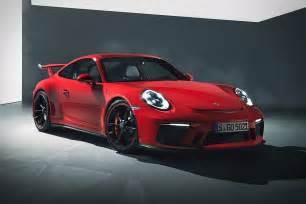 Porsche 911 Pictures 2018 Porsche 911 Gt3 Uncrate