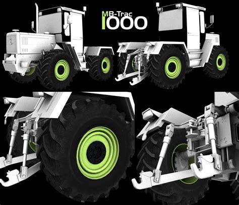 3d ls 3d mb trac 1000 1100 update 16 06 2012 traktoren