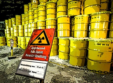 worlds nuclear waste dump breaking national news and australian image gallery nuclear waste