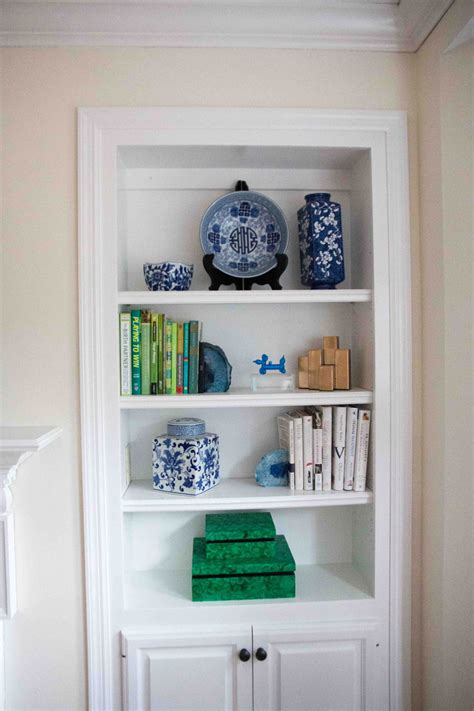 how to style a bookcase designer secrets how to style a bookshelf in 5 steps