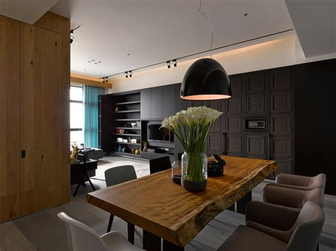 three room apartment modern three room apartment from ganna design studio in