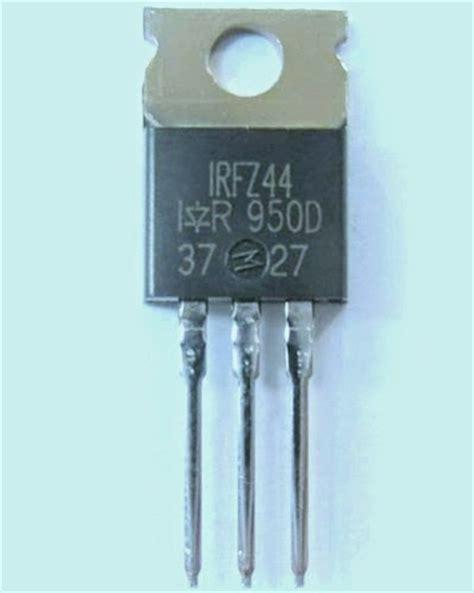 gambar transistor power mosfet irfz44 gambar transistor power mosfet irfz44 28 images datasheet irfz44 power mosfet 1 page ir