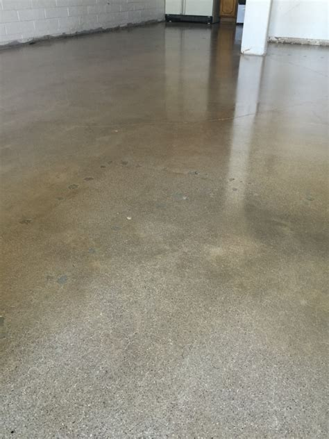 Garage Floor Coating Gilbert Az Arizona Sealed Concrete Gallery Barefoot Surfaces