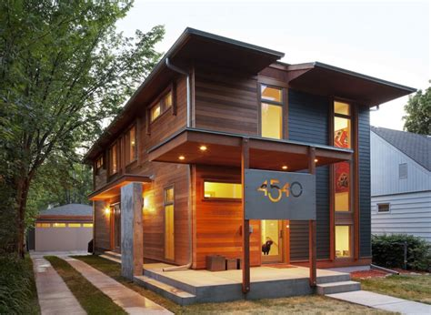 Energy Efficient Home on a Budget: The Urban Green Project in Minnesota   Freshome.com