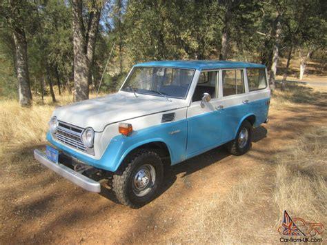 Toyota Fj55 1976 Toyota Fj55 Original 85k