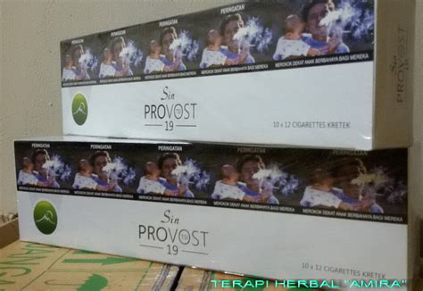 Rokok Herbal Dari Tsi jual provost 19 tsi non member terapi herbal