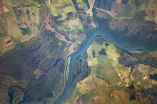 what are floodplans paran 225 river floodplain brazil image of the day
