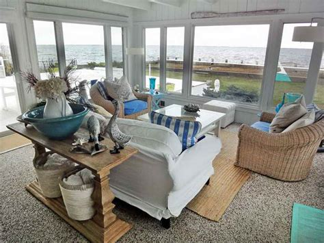 beach decorating ideas decoration chic sunroom beach home decorating ideas