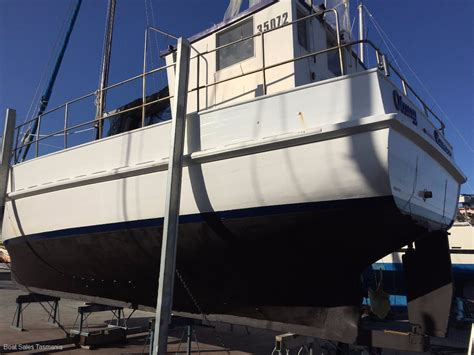 pioner boats for sale in singapore used max robbins timber cray boat quot otway pioneer quot for sale