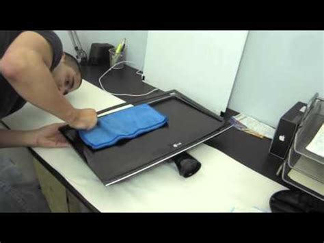 Garskin Lg G2 The Black Baron how to remove lg monitor stand with pictures
