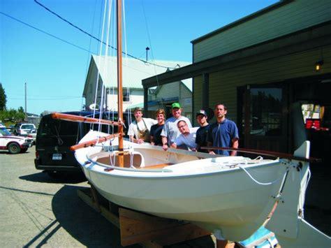 wooden boat school northwest school of wooden boat building epoxyworks