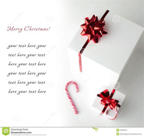 Christmas card stock image. Image of color, invitation