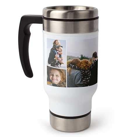 coffee mug with handle travel coffee mug with handle 13 oz mugs gifts
