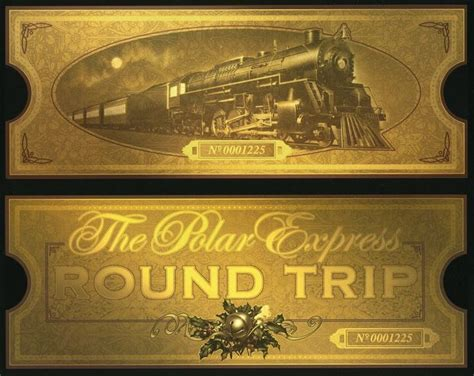 polar express ticket printable template polar express tickets print out new calendar template site