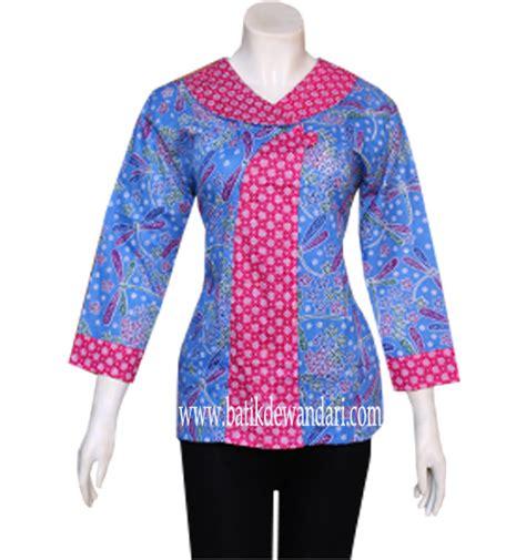 Blus Katun Polos List Batik batik model batik kerja 2014 baju muslim batik best toddler toys