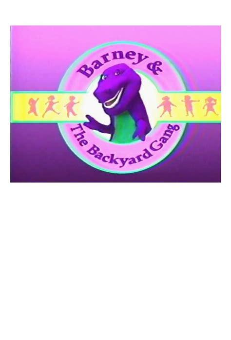 barney and the backyard gang episodes barney and the backyard gang episodes