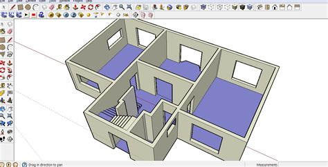 sketchup floor plan download home design sketchup aloin info aloin info