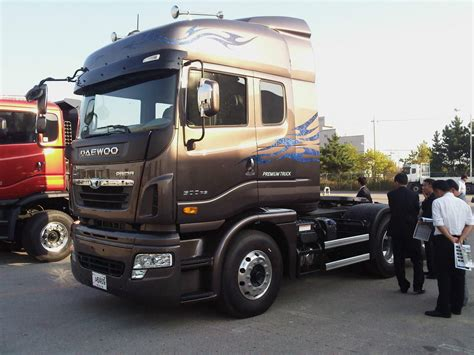 daewoo prima commercial vehicles trucksplanet