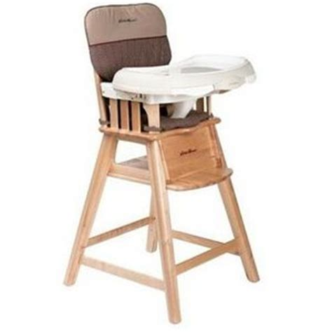 eddie bauer wood high chair reviews viewpoints