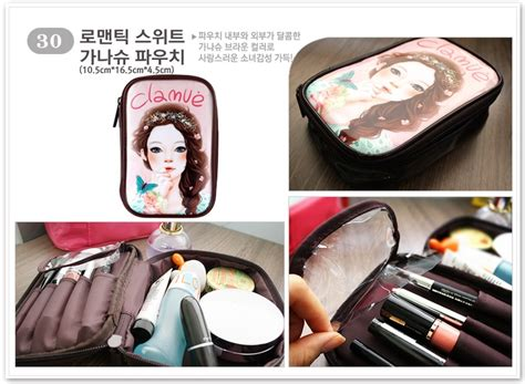 Korean Cosmetic Bag Travel Organizer Tas Tempat Kosmetik Make Up 17 best images about organizer on we and cosmetic box