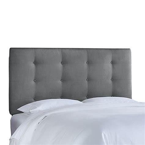 skyline furniture tufted headboard skyline furniture button tufted headboard bed bath beyond