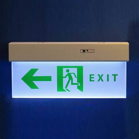 Led Exit Sign china led exit sign lights dl 360 photos pictures made in china