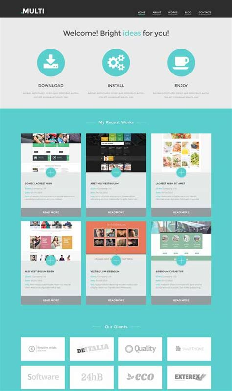 themes wordpress goran 55 best free wordpress themes for blogging 2015 a
