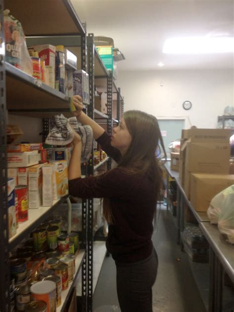 Sova Food Pantry by Local Scout Helps To Create Sova Crescenta Valley