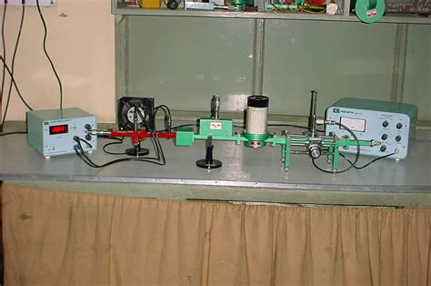 microwave test bench explanation the scientific instrument co ltd