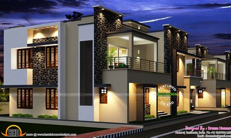 villa plans tamilnadu villa plan kerala home design and floor plans
