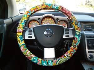 Steering Wheel Covers Vera Bradley Vera Bradley Steering Wheel Cover From Mammajane On Etsy