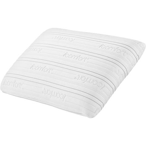 Serta Memory Foam Gel Pillow by Serta Icomfort Everfeel Gel Memory Foam Pillow Pillows
