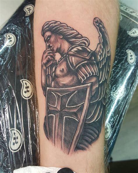 michael tattoo designs 95 best michael tattoos designs meanings 2018