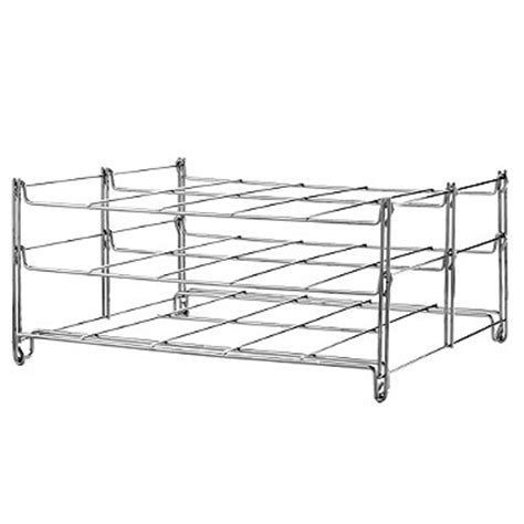 Baking Sheet Rack by Lakeland 3 Tier Baking Sheet Rack In Oven Accessories At