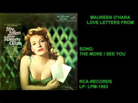 o hara lyrics maureen o hara whispering lyrics