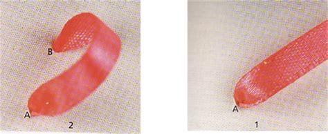 Pita Organdi Rainbow 1 5 Inci cara membuat sulam pita dengan praktis dony gallery